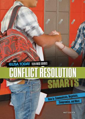 Conflict Resolution Smarts By Doeden, Matt